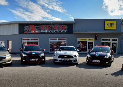 A-Team-die-Fahrschule-Autos